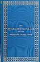 EVAN BELL, The Annexation of the Punjaub and the Maharajah Duleep Singh, 1882