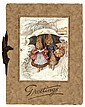 [Potter (Beatrix)] Christmas Greetings Card, 4