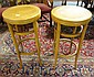PR OF THONET STOOLS; *ONE PARK AVENUE, NEW YORK*