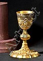 * An interesting plain chalice, possibly early