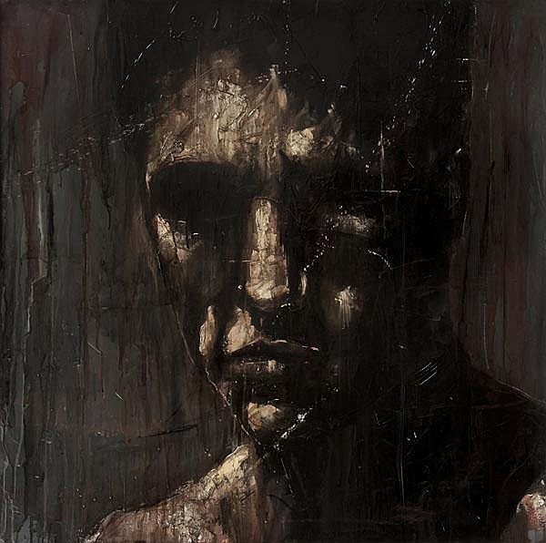 Guy Denning (British, b.1965), Double Happiness,