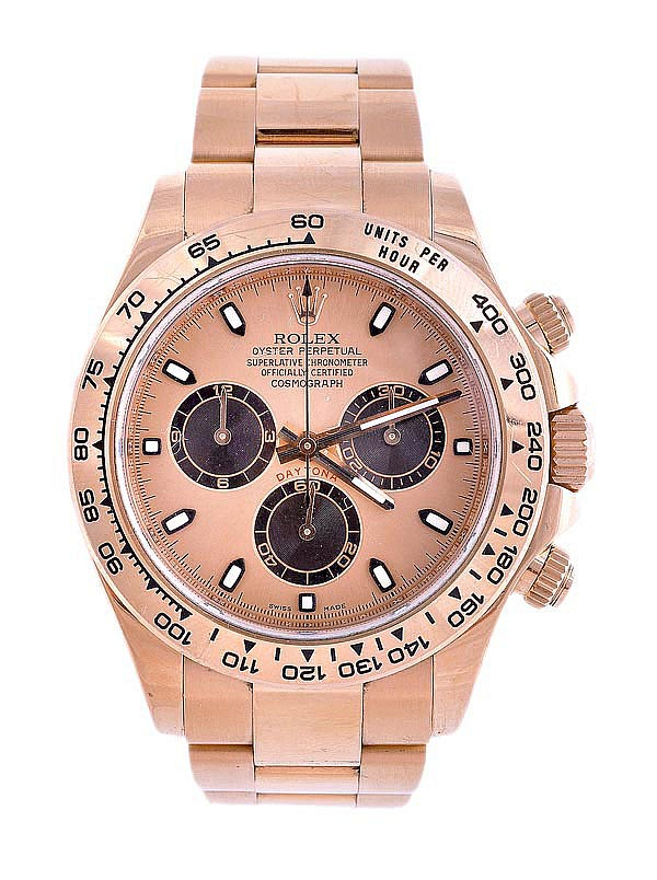Rolex, Oyster Perpetual Cosmograph Daytona, a