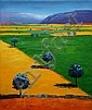  Mike Hale Summer Landscape Oil on Canvas 61 x 51