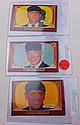 1955 BOWMAN - 3 UMPIRES