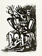ZADKINE, OSSIP (Witebsk 1890 - 1967 Paris) La