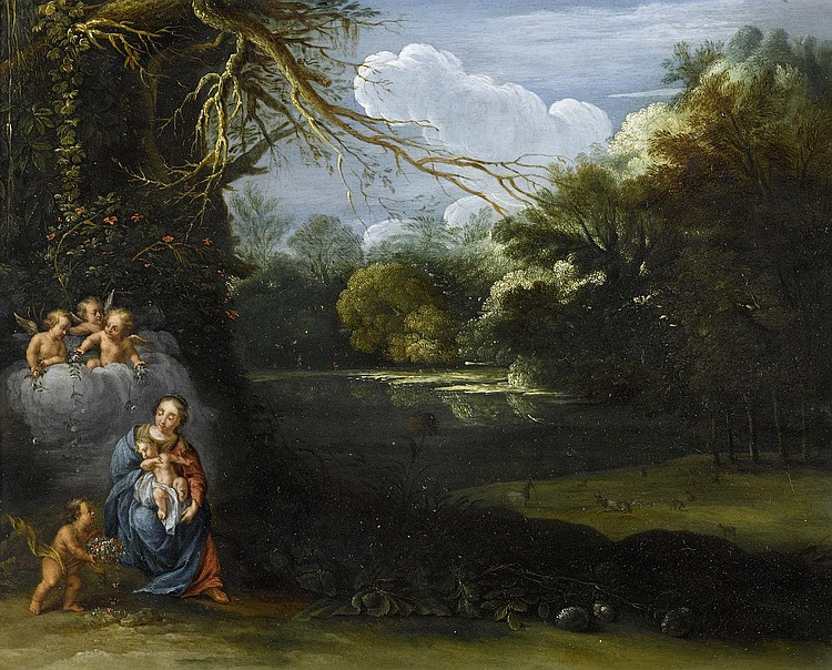 Follower of ELSHEIMER, ADAM(Frankfurt am Main