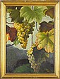 Andrew Way (MD, 1826-1888), Grapes in Landscape, Andrew John Henry Way, $0