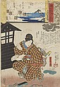 Utagawa Kuniyoshi (1797-1861), Utagawa Kuniyoshi, &#x20AC;400