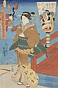 Utagawa Kuniyoshi (1797-1871), Utagawa Kuniyoshi, &#x20AC;150