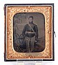 Tintype, Civil War Soldier