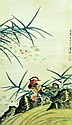 Chinese Scroll Painting Manner of Fu Xingshe
