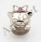 Pendentif Piou Chat
