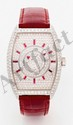 FANCK MULLER. Montre bracelet Casablanca modle Double Mistery,