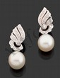 Paire de boucles d'oreilles en ailes