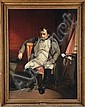 Delaroche Paul (1797-1856), atelier de École, Paul Delaroche, Click for value