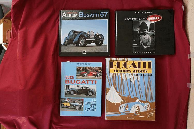 Bugatti Doubles Arbres Robert Jarraud