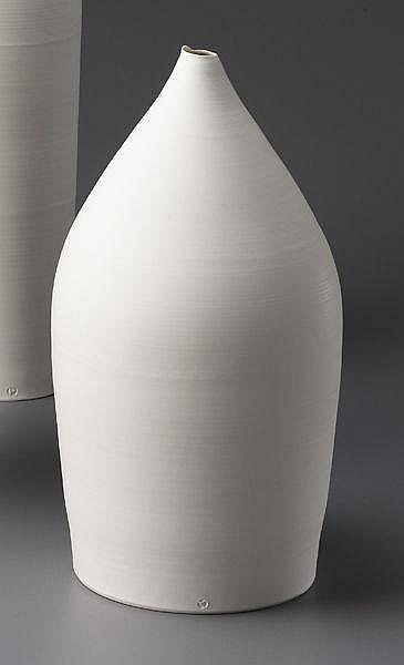 Vase with pointed neck, 2006