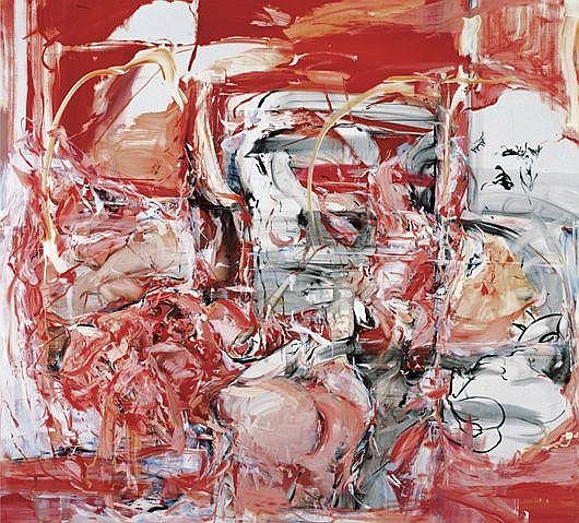 CECILY BROWN The Girl Who Had Everything, 1998