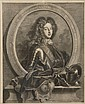 Pierre DREVET (1664-1738) Louis duc de Bourgogne fils du grand dauphin et pre de Louis XV
