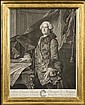 Johann Georg WILLE(1715-1808) Abel Franois Poisson, Marquis de Marigny, Conseiller du Roy en ses Conseils, Commandeur de ses Ordres, D