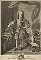 Jean AUDRAN (1667-1756) Louis Quinze Roy de Franceet de Navarre