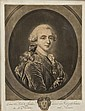 Richard BROOKSHAW (1736-1800) Louis XI Roi de France et de Navarre ; Marie Antoinette d'Autriche, Soeur de l'Empereur, Reine de Franc