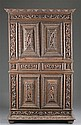 Renaissance Revival Flatback Cupboard
