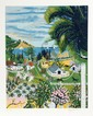 Kay Ameche, Malibu, CA, Serigraph, Kay Ameche, Click for value