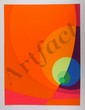 Herbert Aach, Split Infinity #12BS, Serigraph, Herb Aach, Click for value