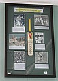 TRIPLE CENTURIANS Six pictures of five Australian batsmen who have scored a triple century in a test match.  Pictures signed by Don....