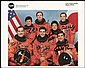 1994-95 SHUTTLE CREW SIGNED NASA COLOR LITHOS (x5)