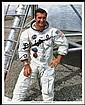 1969 APOLLO 12 RICHARD GORDON SIGNED PHOTOS (x11)