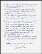 2002 X-15 SCOTT CROSSFIELD SIGNED HANDWRITTEN LETTER