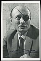 1971 MOSHE DAYAN SIGNED PHOTO