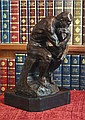 The Thinker Bronze Sculpture