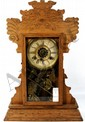 Gingerbread Clock by Waterbury Clock Co. 22