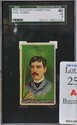 4 1888 Goodwin Champions graded card