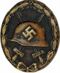 WWII Nazi German Wounded Warrior Badge