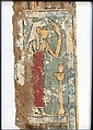 EGYPTE. - Fragment de cartonnage