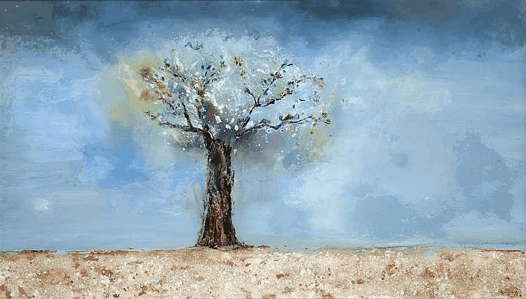 Gail Deborah CATLIN South African 1948- Tree