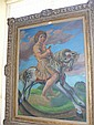 H Clarence Whaite, 'Gillian on the Rocking Horse',