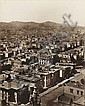 MUYBRIDGE, EADWEARD (1830-1904) Thirteen-part panorama of San Francisco, California.