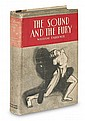 FAULKNER, WILLIAM. Sound and the Fury.