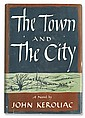 KEROUAC, JACK [as JOHN]. Town and the City.