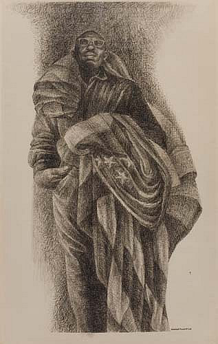 CHARLES WHITE (1918 - 1979) The Brother.