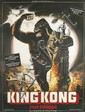 DESIGNER UNKNOWN. KING KONG / S'EST CHAPP / LA REVANCHE DE KING - KONG. Circa 1967. 64x45 inches, 164x115 cm.