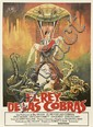 PELTZER (DATES UNKNOWN). EL REY DE LAS COBRAS. 1981. 39x28 inches, 99x71 cm.