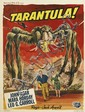 D'APRS REYNOLD BROWN (1917-1991). TARANTULA! 1955. 18x14 inches, 47x35 cm. J. Lichtert & Fils, Brussels.
