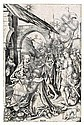 MARTIN SCHONGAUER The Adoration of the Magi.