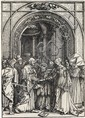 ALBRECHT DRER The Betrothal of the Virgin.